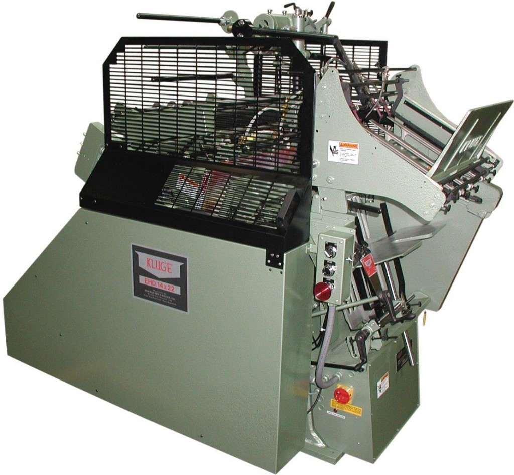 Tovar Printing installs Kluge EHD