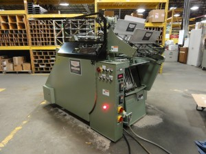 Kluge Remanufactured 14x22 EHE Foil Stamping, Embossing and Diecutting Press