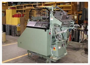 Remanufactured EHD Series Foil Stamping, Embossing & Diecutting Press