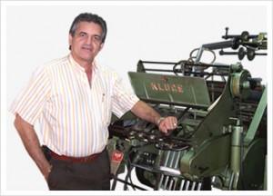 Pictured: Luis Garcia Robaina, President, Hera Printing Corp.