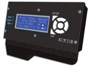 UV Roller Coating Interface