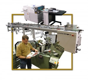 Kluge to Demonstrate Folding and Gluing, Foil Stamping, Die Cutting, and UV Coating at Graph Expo 16