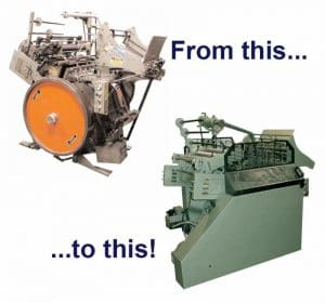 kluge Remanufactured Platen Presses