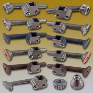 Aluminum Suction Tips