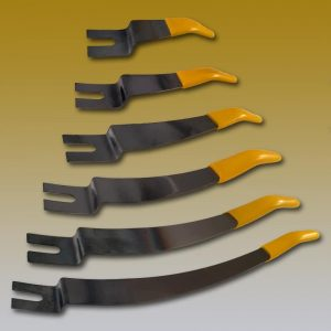 Plastic Coated Offset Sheet Holder Tongues