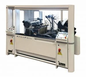 Kluge Redefines the Future of Small to Medium Format Foil Stamping and Diecutting