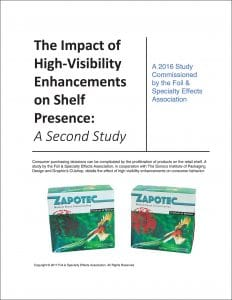 FSEA Releases Second White Paper: Study Reveals Effect of Packaging Enhancements on Purchasing Behavior