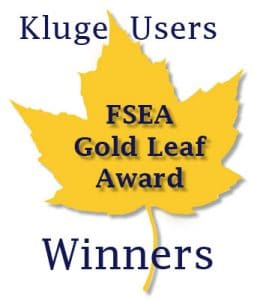Gold Leaf Kluge Winners